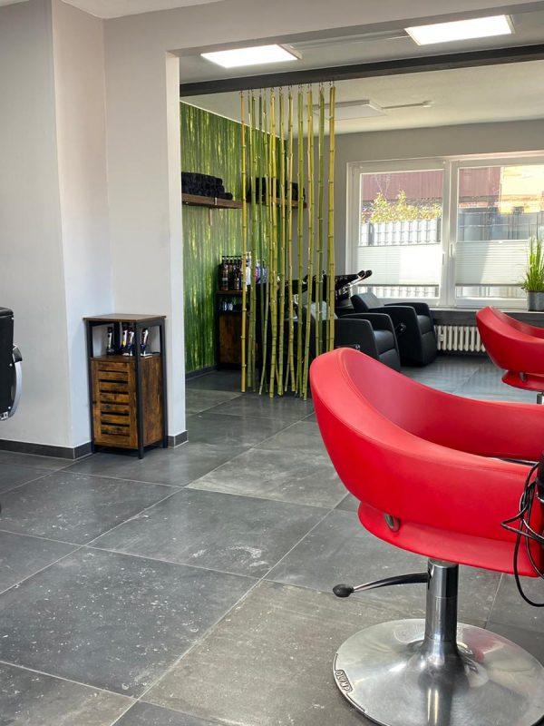Haircut Bergen Salon Innen Haare schneiden
